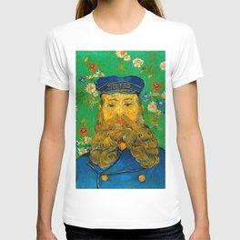 """Vincent van Gogh """"Portrait of Joseph Roulin"""" T-shirt"""