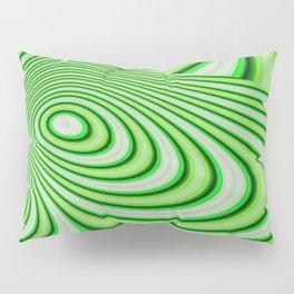 Oozing Green Irish Pillow Sham