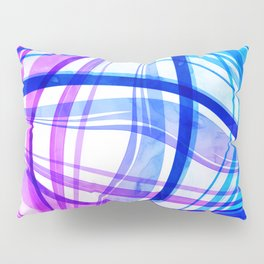 Abstract Vivids Pillow Sham