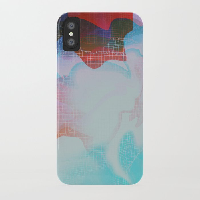 Glitch 29 iPhone Case