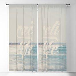 cali life ...  Blackout Curtain