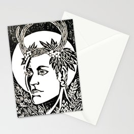 Go Down to Those Shady Groves Stationery Cards