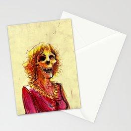 Zombie 1 Stationery Cards