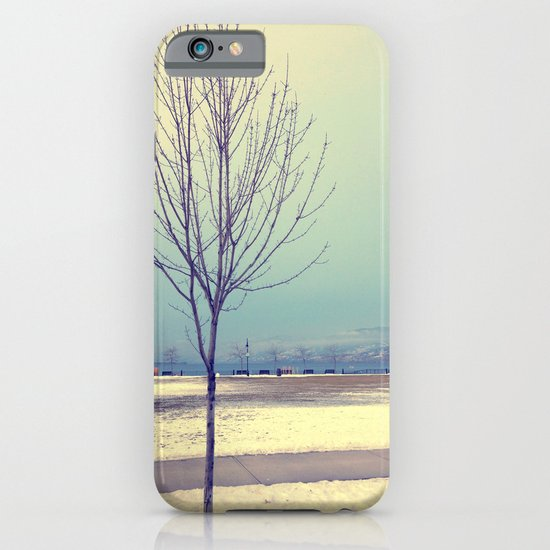 Okanagan Winter Blues iPhone & iPod Case