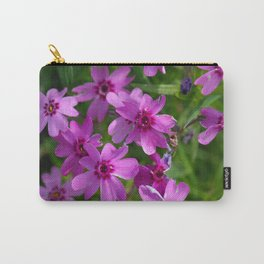 Flowers Izby Garden 6 Carry-All Pouch