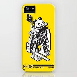 A:06 iPhone Case