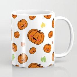 The happy pumpkin Coffee Mug