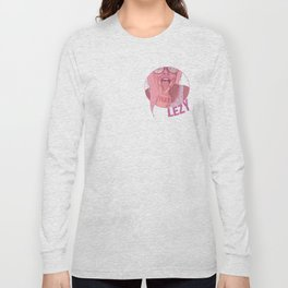 very lezy Long Sleeve T-shirt