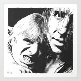 Harts Art Print
