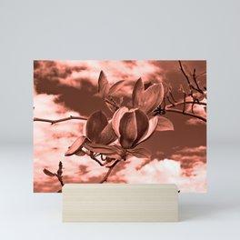 Magic Magnolia Sound Mini Art Print