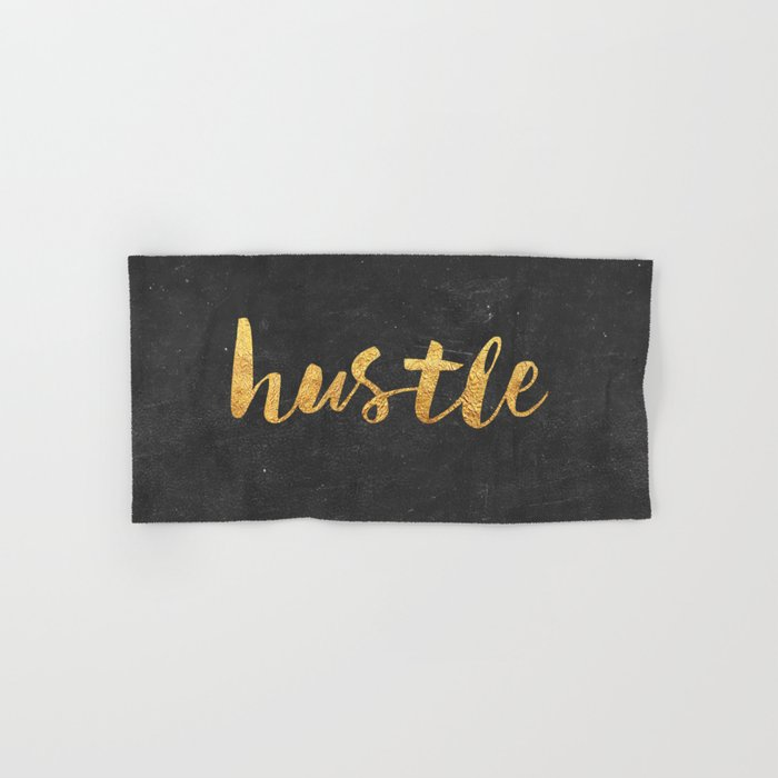 Hustle Hand & Bath Towel