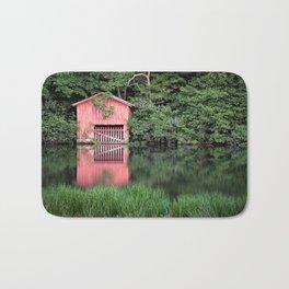 Mirror Lake House Bath Mat