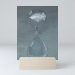 Time to think : Past Mini Art Print