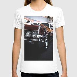 Car headlight 4 T-shirt