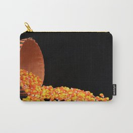 Candy Corn Stash Carry-All Pouch