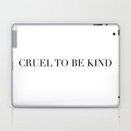 CUEL TO BE KIND Laptop & iPad Skin