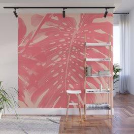Monstera Finesse #2 #tropical #decor #art #society6 Wall Mural