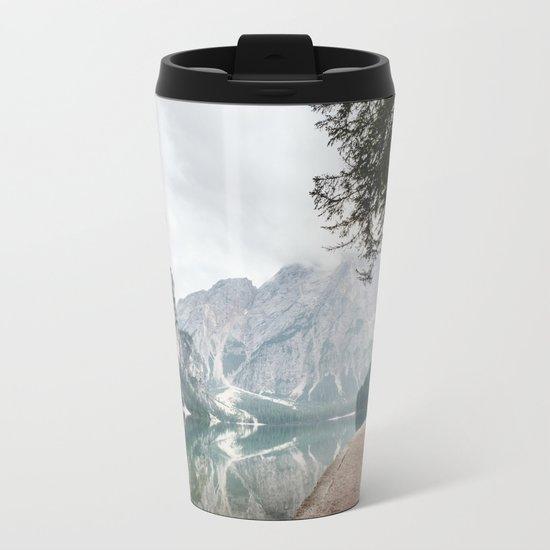 landscape peace Metal Travel Mug