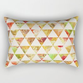 FLORAL FLOWWW SUN Rectangular Pillow