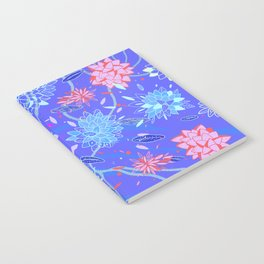 Heroinax Freaky Flowers Notebook