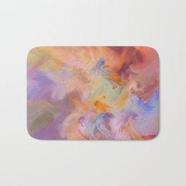 Safhana- Abstract Fractal Art Bath Mat