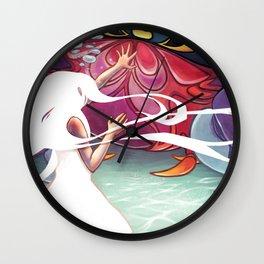 Cancer Wall Clock