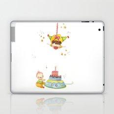 Baby birthday Laptop & iPad Skin
