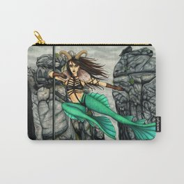 Pole Stars - CAPRICORN Carry-All Pouch
