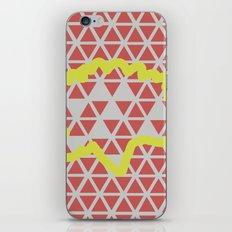 Geometric vs. Organic  iPhone & iPod Skin