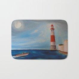 Beachy Head Lighthouse Bath Mat