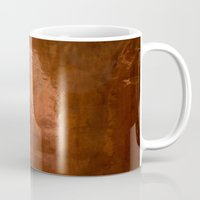 copper Mugs featuring copper by gaus