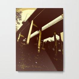 Bridge 86 Metal Print