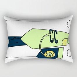 Noiz Outfit DMMD Rectangular Pillow