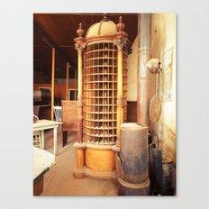 Ghost Mailbox Canvas Print