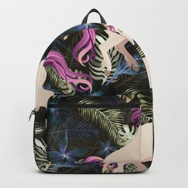 Unicorns and Flowers Backpack