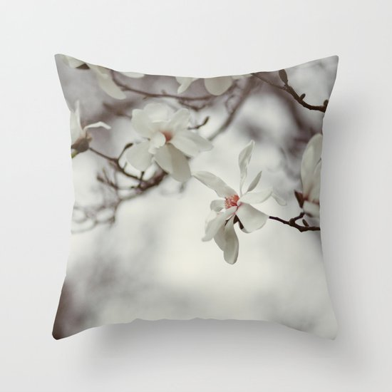 Where There is Wind Throw Pillow