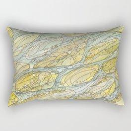 Eno River 33 Rectangular Pillow