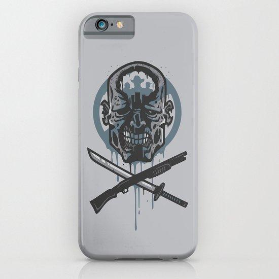 Dead Men Walking iPhone & iPod Case