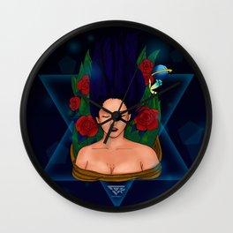 Dream Girl Wall Clock