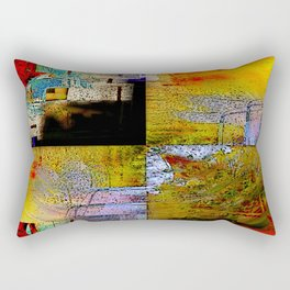 Comics Rectangular Pillow