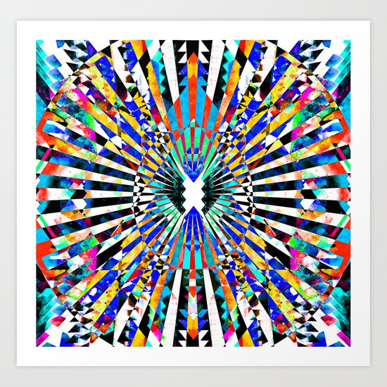 MAGNOPOLES Art Print