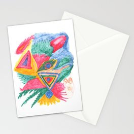 Drawing #112 Stationery Cards