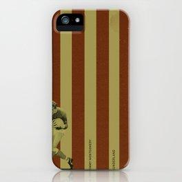 Sunderland - Montgomery iPhone Case
