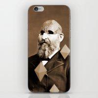 weird iPhone & iPod Skins featuring Weird by Bakus