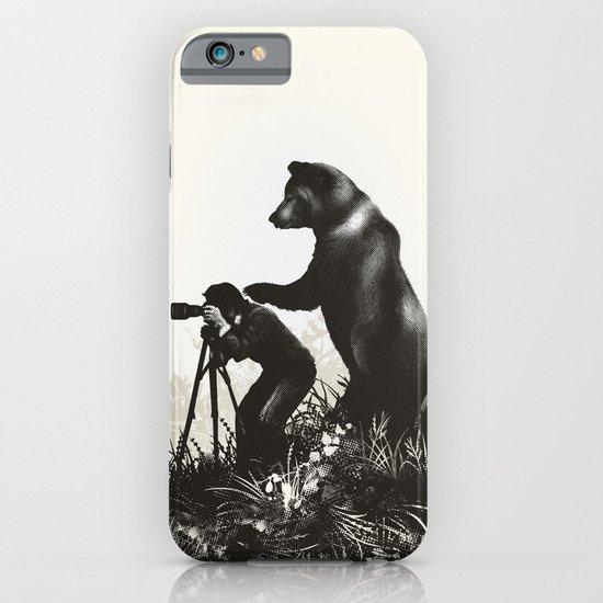 The Bear Encounter II iPhone & iPod Case