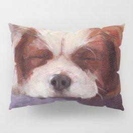 Sleeping Dog Pillow Sham