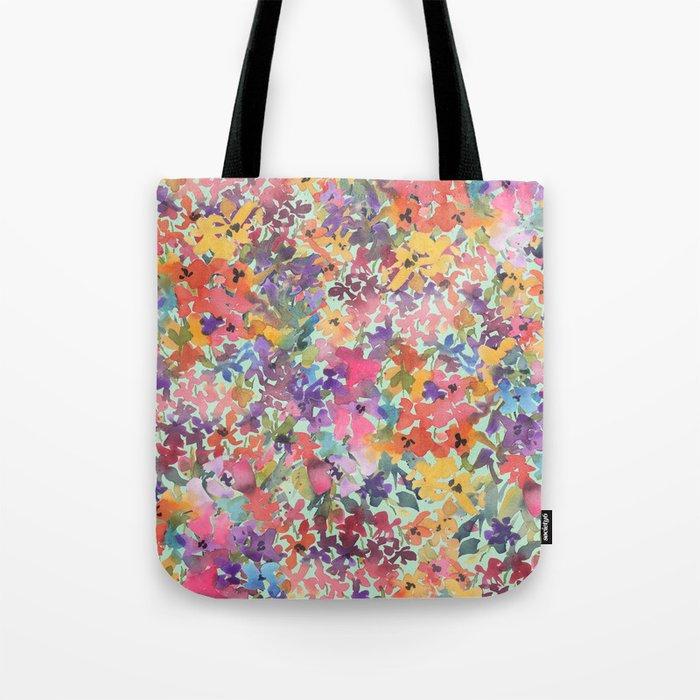 Prairie Wildflowers Tote Bag
