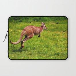Wild Wallaby - Australian Animal Laptop Sleeve