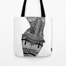 La femme 01 Tote Bag