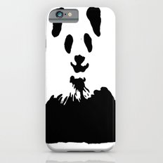 Pandas Blend into White Backgrounds Slim Case iPhone 6s
